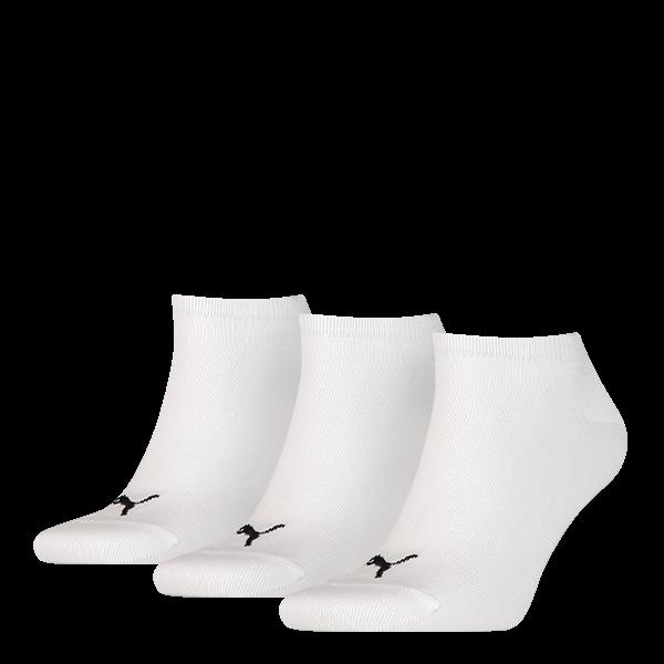 3 paar invisible puma socken in der farbe weiß. jetzt zum einmalig tiefen preis von eur 7,85 statt eur 17,95....