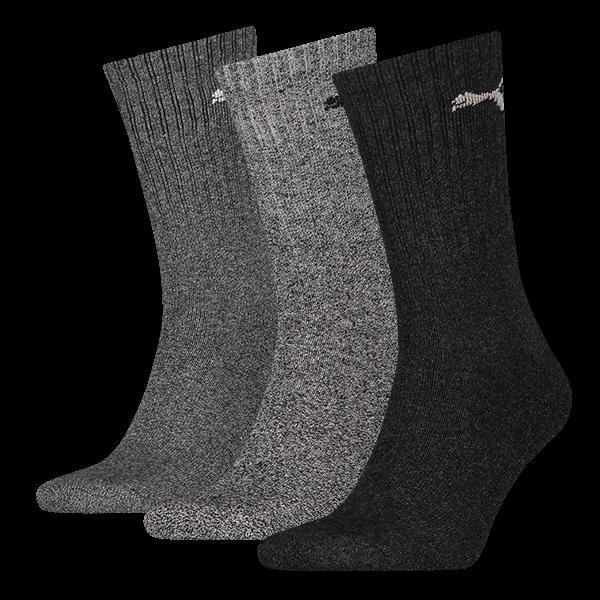Puma Sokken Anthracite Grey 39 42