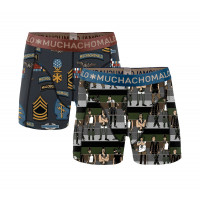 Muchachomalo 2-Pack Men Shorts Uniform
