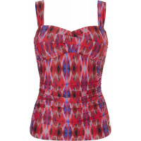 Ten Cate Tankini Top Urban Sunrise