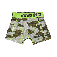 Vingino Boys Short Bart 1-pack Army Green Wood