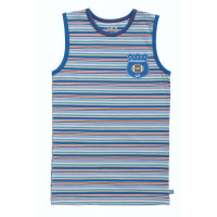 Lief! Boys Singlet 4529 Blue Stripe