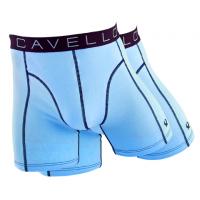 Cavello Boxershorts Lichtblauw