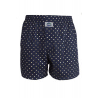 DEAL International boxershort Dot donkerblauw