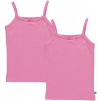 Lief! 2-pack Hemdjes Roze