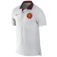 Nike Polo Manchester United White