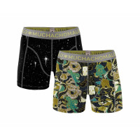 Muchachomalo 2-Pack Men Shorts Astro06
