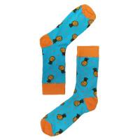 Vrolijke Sokken met Ananassen - Pineapple Party