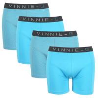 Vinnie-G boxershorts Wave Print-Light 4-pack