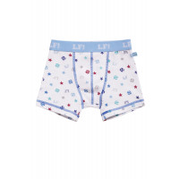 Lief! Boys Short 4530 White Baseball