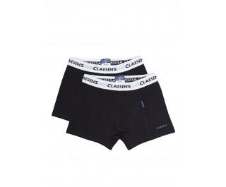 Claesen's Boys Boxershorts Zwart