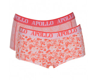 Apollo Dames hipster Dragonfly Oranje
