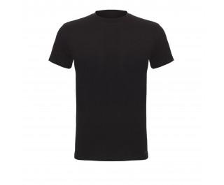 Ten Cate Men Basic t-shirt Black 2-pack