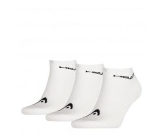 Head 3-pack Unisex Sneaker Sock White