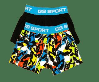 GS Sport Boys Boxershorts