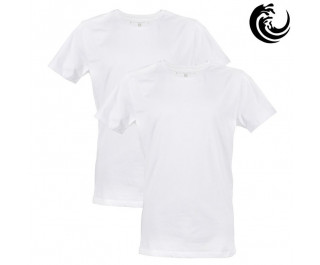 Vinnie-G t-shirt wit rond 2