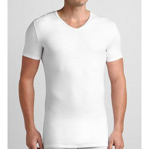 Sloggi Men Basic SH03 V-Neck N Wit