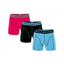 "Muchachomalo Boxershorts 3 pack ""Solid"""