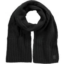 Barts Heren Clarck Sjaal Zwart | sjaals