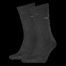 Puma 2-pack Classic Sock Men Anthracite