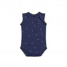 Ten Cate Boy/Girl romper 0-2Y Sunrise Ice Flakes Deep Blue