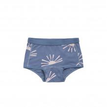Ten Cate Girls Shorts 2-6Y Sunrise Grey Indigo