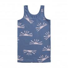 Ten Cate Girls Shirt 2-6Y Sunrise Grey Indigo