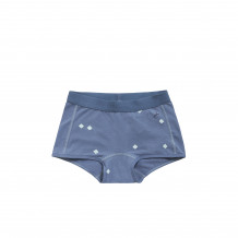 Ten Cate Girl Shorts 7-12 Y Ice Flakes Grey Indigo