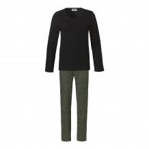 Ten Cate Pyjama Dames Animal Green