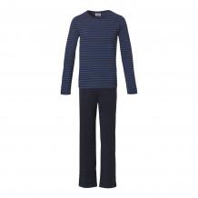 Ten Cate Pyjama Heren Stripe Blue
