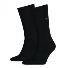 Tommy Hilfiger Men Sock Classic Black 2-pack