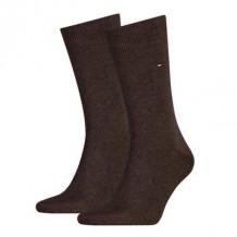 Tommy Hilfiger Men Sock Classic Oak 2-Pack