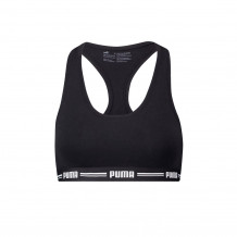 Puma Women Racer Back Top 1p Hang Black