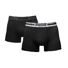 Puma PLACED LOGO Black