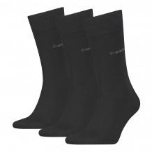 Calvin Klein sokken heren sock 3-pack zwart