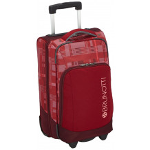 brunotti trolly burgundy