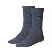 Puma 2-pack Classic Sock Men Denim Blue