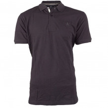 Shirt royal Taupe G-Santi Casual