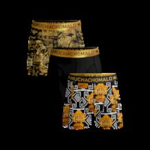 Muchachomalo 3-Pack Men Shorts Beehive