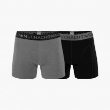 Muchachomalo Boxershorts 2 pack Solid