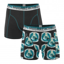 Muchachomalo boxershorts Transcended 2-pack