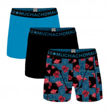 Muchachomalo boxershorts Agains the stream 3-pack