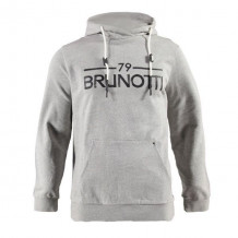 Brunotti Nace Heren Sweater Light Grey Melee