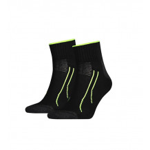 Puma Performance Train Quarter Black 2-pack