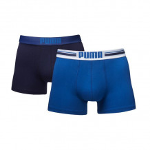 Puma PLACED LOGO 2-pack Blue
