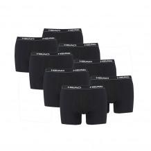 HEAD boxershort black 8-pack