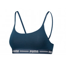 Puma Iconic Casual Bralet Dark Denim