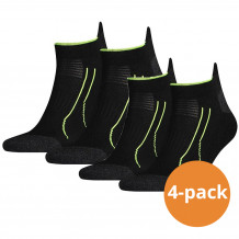 Puma Performance Train Sneaker Black 4-pack