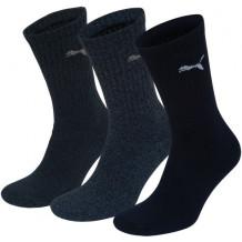 Puma sokken sport sokken navy 3-pack