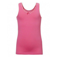 Ten Cate Girls Singlet Basic fuschia